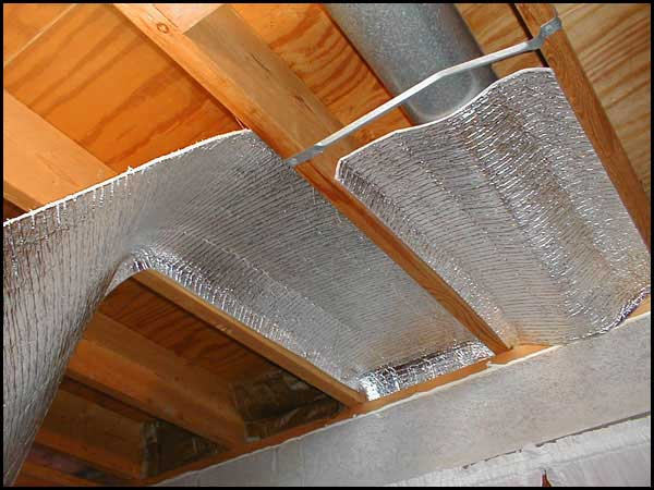 Crawl Space Insulation Applications Esp Low E Mid South